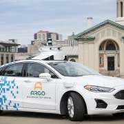 Argo AI will spend $15 million to form a self-driving car research center