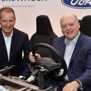 Ford-VW alliance means more EVs for Europe, joint Argo AI investment