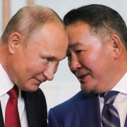 Putin promises infrastructure investment in Mongolia