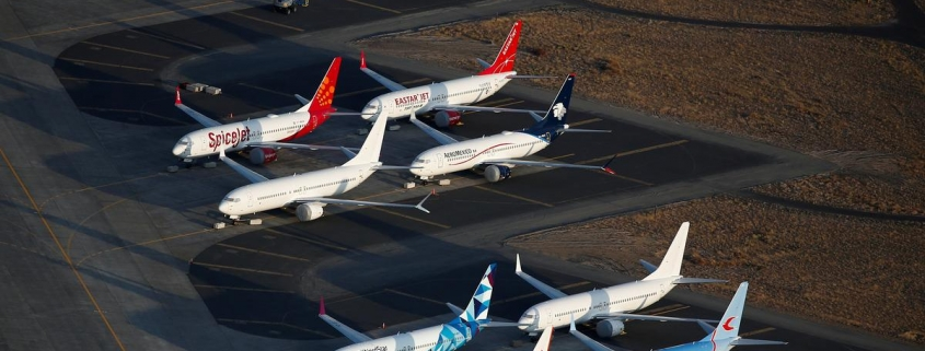 Boeing 737 MAX grounding a drag on Canadian investment in machinery, equipment