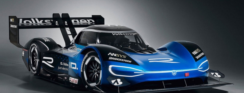 VW's factory race teams will exclusively drive electric cars