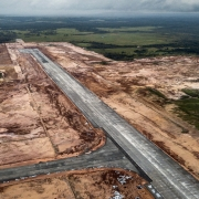 A Jungle Airstrip Stirs Suspicions About China's Plans for Cambodia