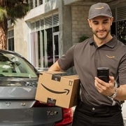 Amazon does half of its deliveries in-house, is set to overtake UPS by 2022