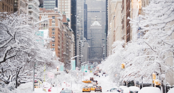 Despite winter's chill, the Northeast's tech ecosystem is white-hot