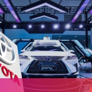 Toyota saddles up for self-driving future with $400M investment into Pony.ai