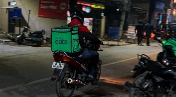 Uber sold its food delivery business in India to Zomato for $206M