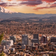 Bank of America's aggressive push into cities like Portland, Nashville, and Denver is helping reclaim ground lost to dealmaking rivals. Now it's eyeing the rest of the US.