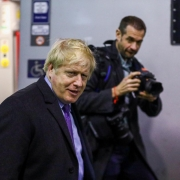 Johnson says Britain can soon stop talking about Brexit if he wins vote