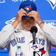 Ryu signing a pitch for the Blue Jays' present and for the future – Toronto Sun
